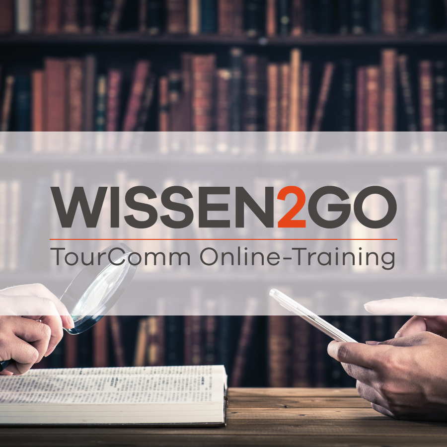 WISSEN2GO eLearning-Plattform by Tourcomm Germany